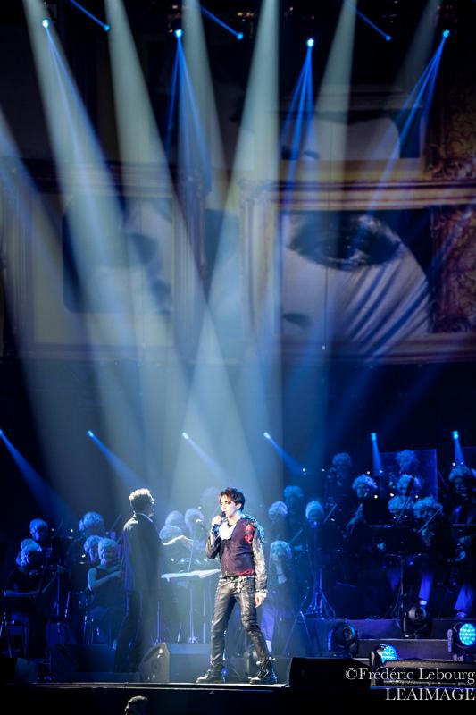 Mozart opera Rock symphonique
