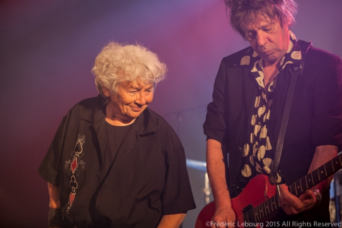 LITTLE BOB BLUES BASTARDS au Tétris du Havre le 28 mai 2015