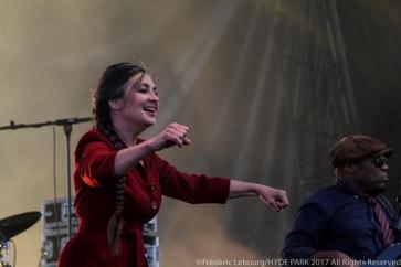 Catherine Ringer ouverture 500 ans du Havre